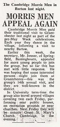 Cambridge Weekly News, June 1965
