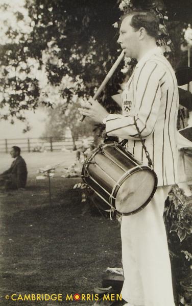 2nd Squire, Kenworth Schofield, 1924